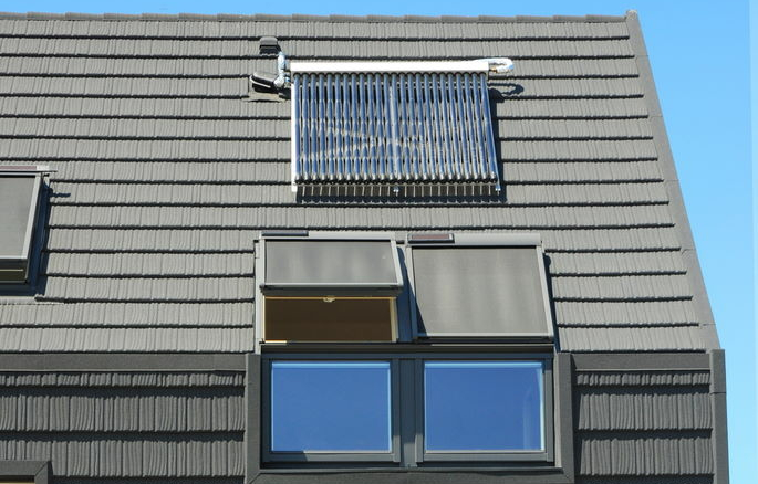 Goodyear Windows solar screens