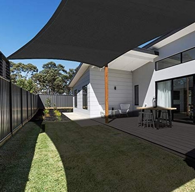 Patio zone - sun shade