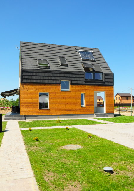Waddle Exterior solar sun screens